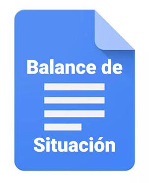 Balance de Situación Entrelampo